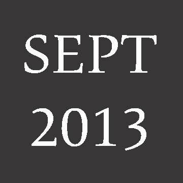 Sept 2013